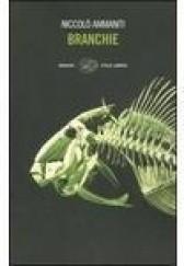 Okładka książki Branchie - Niccolo Ammaniti Niccolo Ammaniti