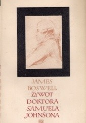 Okładka książki Żywot doktora Samuela Johnsona