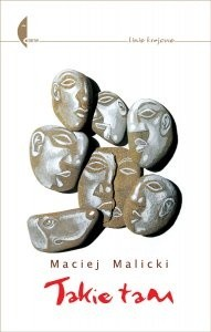 Okładka książki Takie tam (dziennik) Maciej Malicki