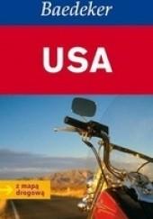 Okładka książki USA praca zbiorowa