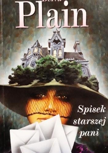 Okładka książki Spisek starszej pani Belva Plain