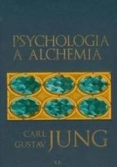 Okładka książki Psychologia a alchemia Carl Gustav Jung