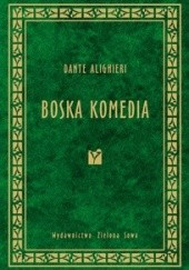 Okładka książki Boska komedia Dante Alighieri