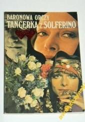 Okładka książki Tancerka z Solferino Emma Orczy
