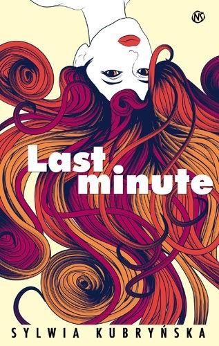Okładka książki Last Minute Sylwia Kubryńska