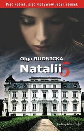 Okładka książki Natalii 5 Olga Rudnicka