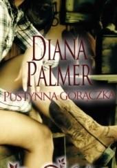 Okładka książki Pustynna gorączka Diana Palmer