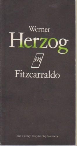 Okładka książki Fitzcarraldo