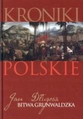 Okładka książki Bitwa Grunwaldzka Jan Długosz