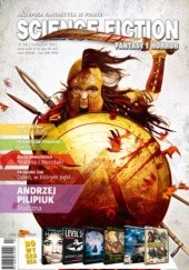 Okładka książki Science Fiction, Fantasy & Horror 66 (4/2011) Red. Science Fiction Fantasy & Horror
