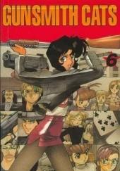 Okładka książki Gunsmith Cats vol.6 - Porwanie Kenichi Sonoda