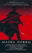 Okładka książki Maska Zorro James Luceno