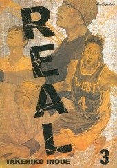 Okładka książki Real vol. 3 Takehiko Inoue