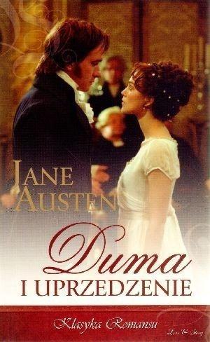 Okładka książki Duma i uprzedzenie Jane Austen
