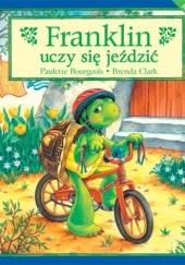 Okładka książki Franklin uczy się jeździć