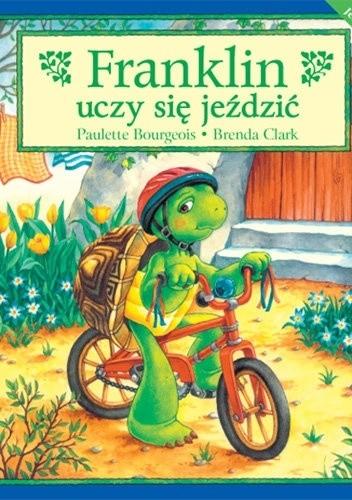 Okładka książki Franklin uczy się jeździć Paulette Bourgeois,Brenda Clark
