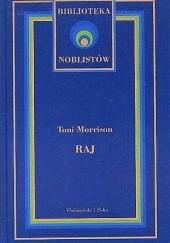 Okładka książki Raj Toni Morrison