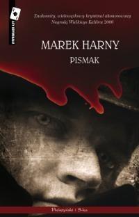 Okładka książki Pismak Marek Harny
