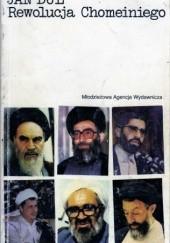 Okładka książki Rewolucja Chomeiniego Jan Dul