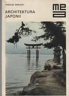 Okładka książki Architektura Japonii