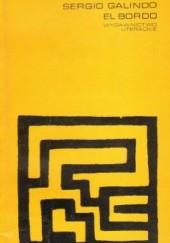 Okładka książki El bordo Sergio Galindo