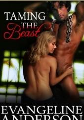 Okładka książki Taming the Beast Evangeline Anderson