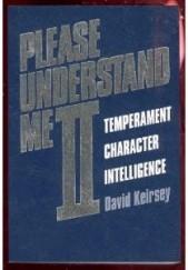 Okładka książki Please Understand Me II David Keirsey