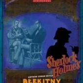 Okładka książki Błękitny karbunkuł Arthur Conan Doyle