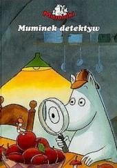 Okładka książki Muminek detektyw Harald Sonesson