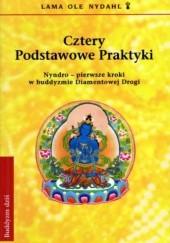 Okładka książki Cztery Podstawowe Praktyki Lama Ole Nydahl