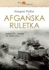 Okładka książki Afgańska Ruletka