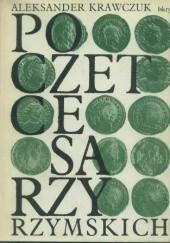Okładka książki Poczet cesarzy rzymskich. Dominat