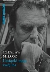 Okładka książki I książki mają swój los Czesław Miłosz