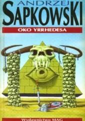 Okładka książki Oko Yrrhedesa Andrzej Sapkowski