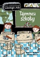 Okładka książki Tajemnica szkoły Martin Widmark,Helena Willis