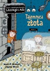 Okładka książki Tajemnica złota Martin Widmark,Helena Willis