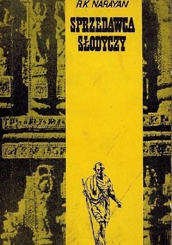 Okładka książki Sprzedawca słodyczy R. K. Narayan