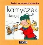 Okładka książki Kamyczek. Uwaga Joceline Sanschagrin