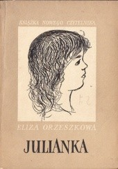 Okładka książki Julianka Eliza Orzeszkowa
