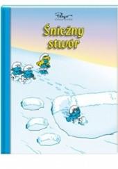 Okładka książki Śnieżny stwór Peyo