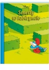Okładka książki Smerfy w labiryncie Peyo