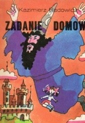 Okładka książki Zadanie domowe Kazimierz Radowicz