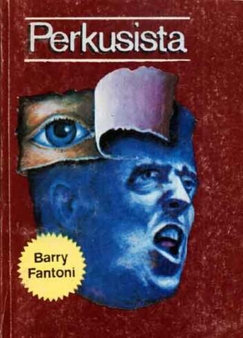 Okładka książki Perkusista Barry Fantoni