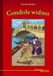 Okładka książki Gondola widmo Gianni Rodari