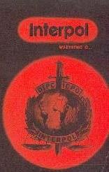 Okładka książki Wszystko o... Interpol Henryk Kurta