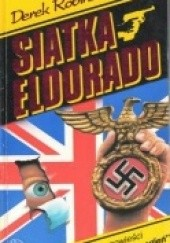 Okładka książki Siatka Eldorado Derek Robinson