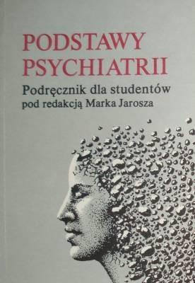 Okładka książki Podstawy psychiatrii