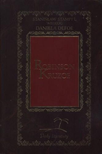 Okładka książki Robinson Kruzoe (według Daniela Defoe) Stanisław Stampf'l