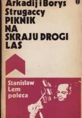 Okładka książki Piknik na skraju drogi. Las.