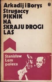 Okładka książki Piknik na skraju drogi. Las. Arkadij Strugacki,Borys Strugacki